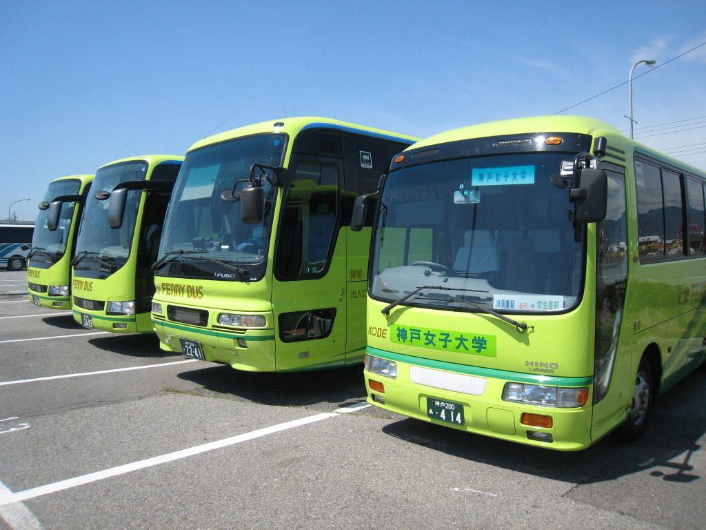 兵庫県 バス
